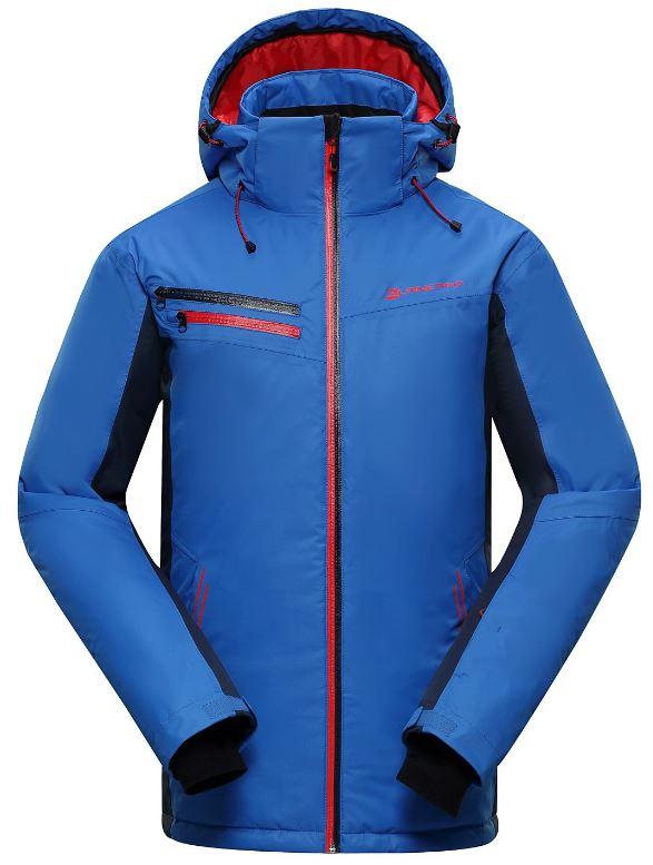 Pánská zimní bunda Alpine Pro Baudouin|XXXL