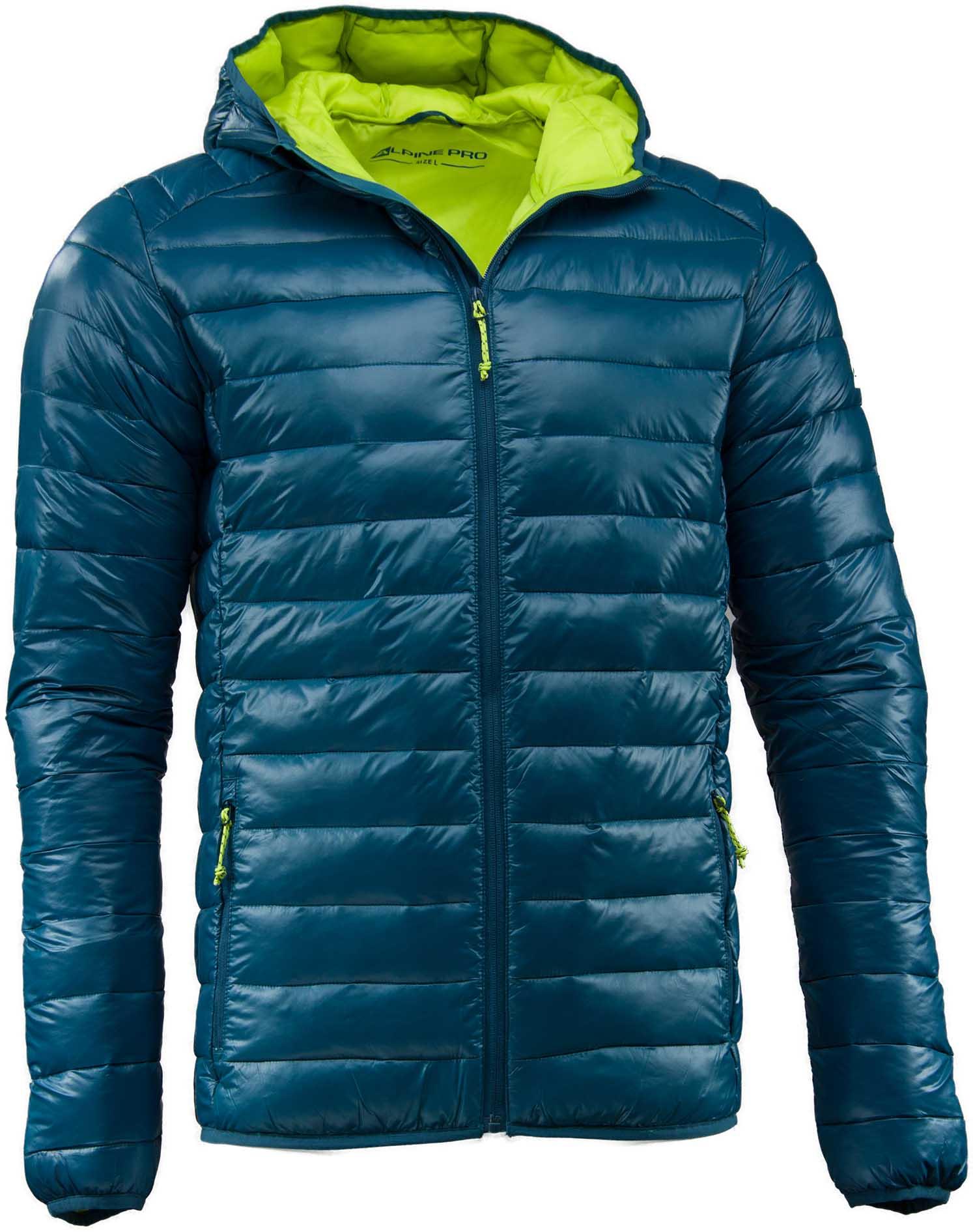 Pánská zimní bunda Alpine Pro Igon|XXXL