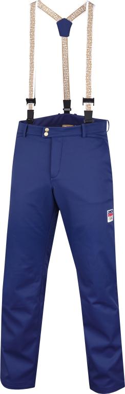Pánské lyžařské kalhoty Alpine Pro OH|XXL