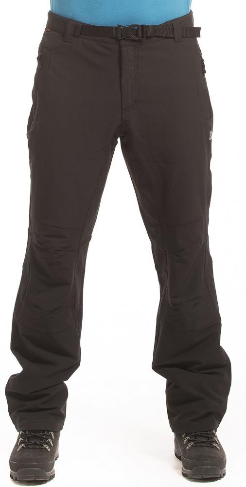 Pánské softshellové kalhoty Alpine Pro Carb INS|56