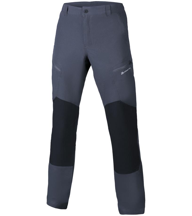 Pánské softshellové kalhoty Alpine Pro Sambar|52