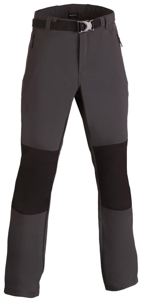 Pánské zateplené kalhoty Alpine Pro Diabaz|54