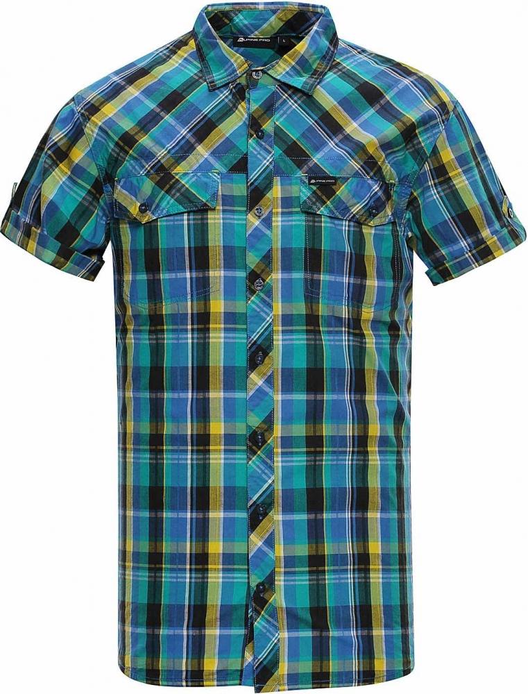 Pánská košile Alpine Pro Brinker 2|XXXL
