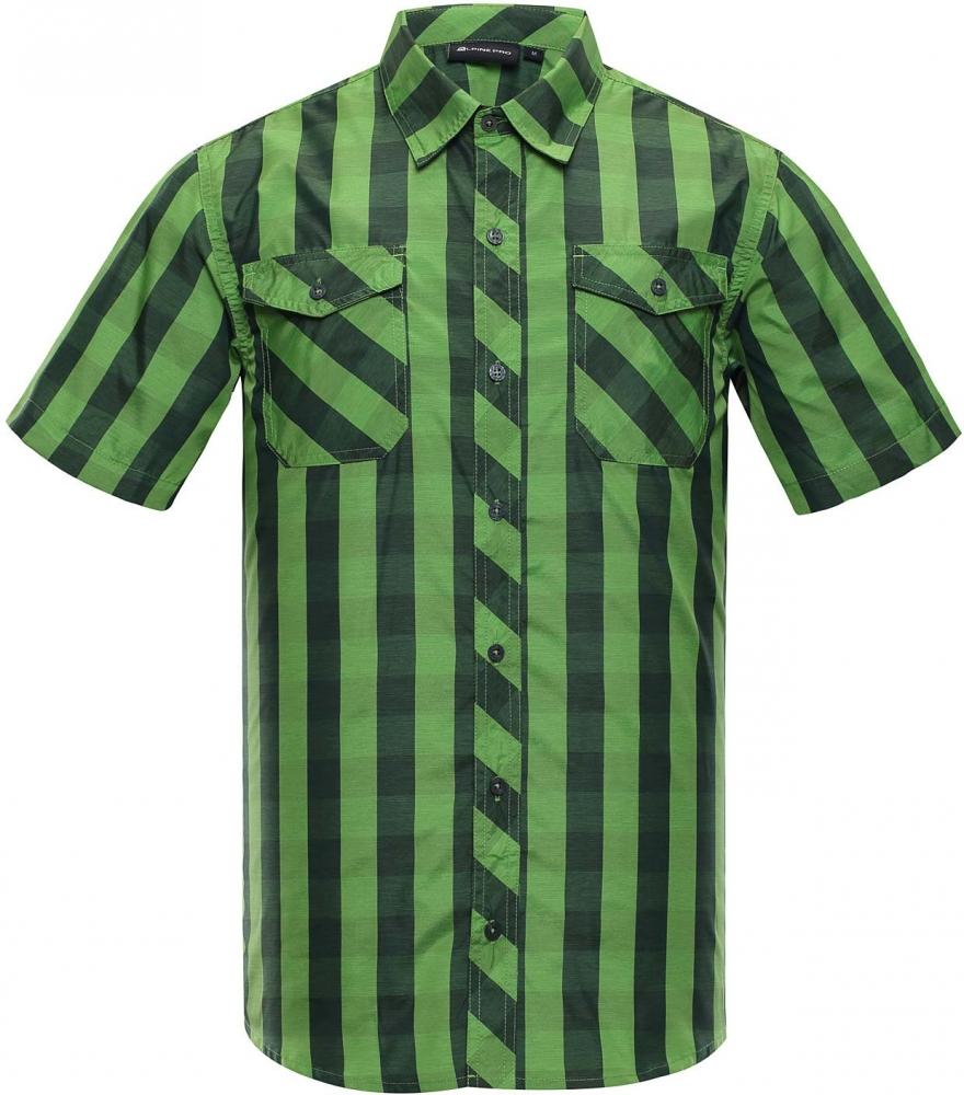 Pánské košile Alpine Pro Lurin |L