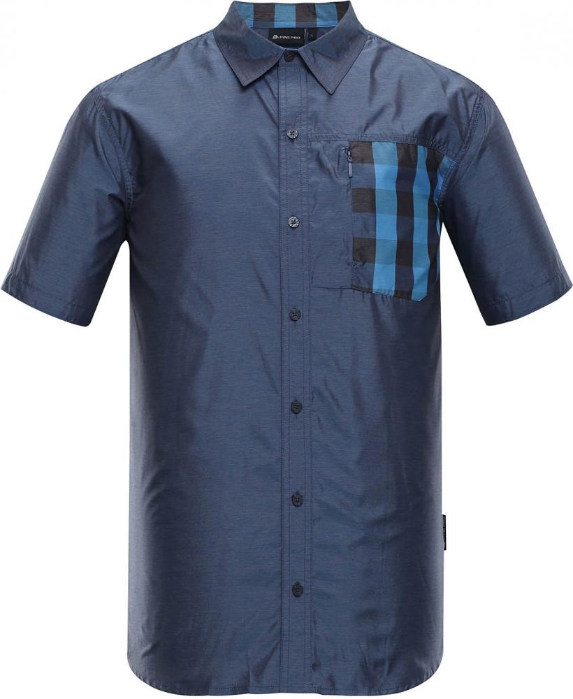 Pánská košile Alpine Pro Plos 3|XXXL
