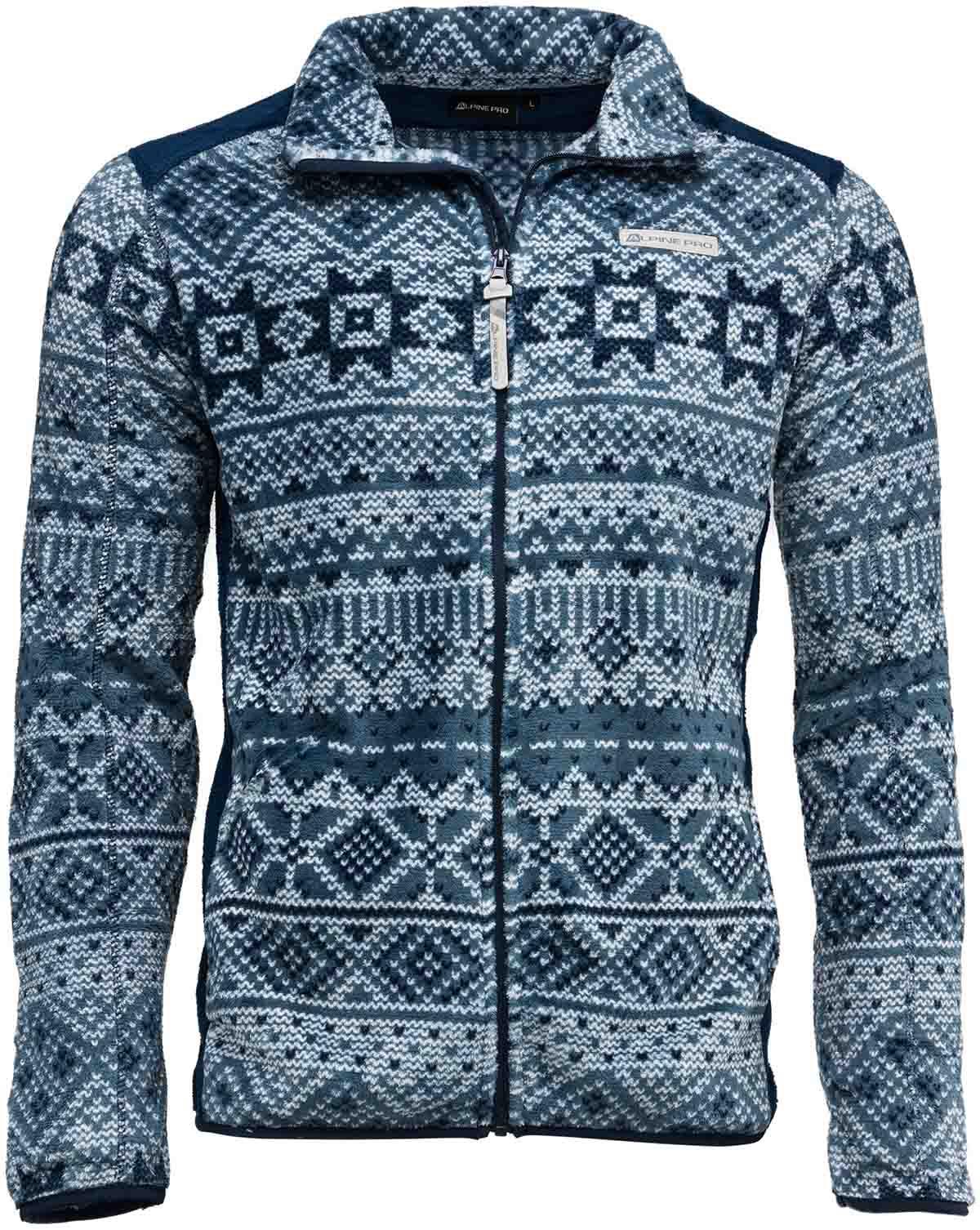 964eb4741b Oblečení   Pánská Mikina Alpine Pro Elk 4