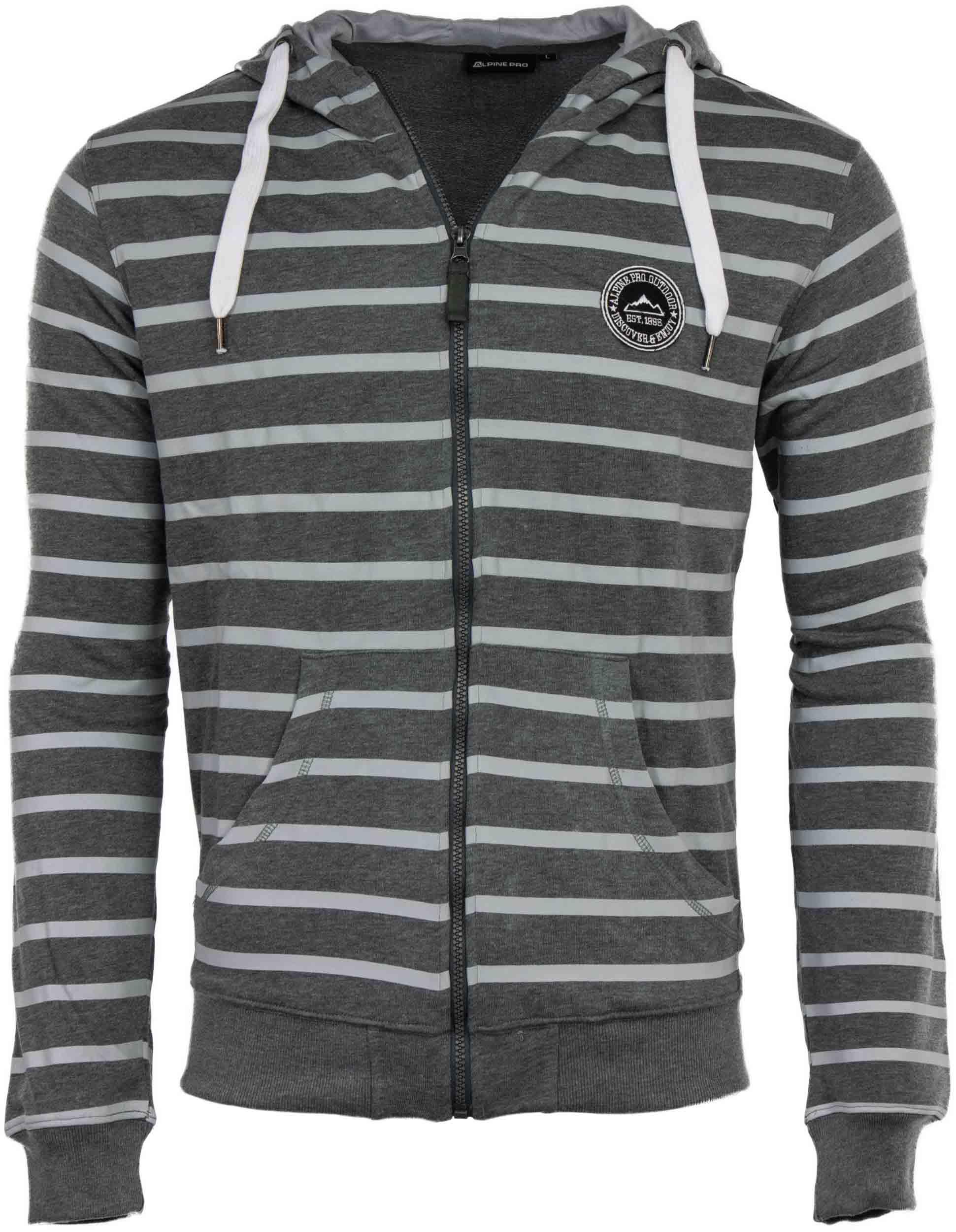 Oblečení   Pánská mikina Alpine Pro Adnoc 32d9dd7ef3