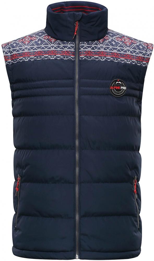 Zimní vesta Alpine Pro Sognier 2|S