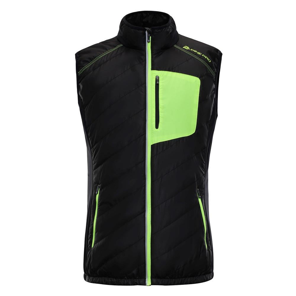 Pánská vesta Alpine Pro Scar|L