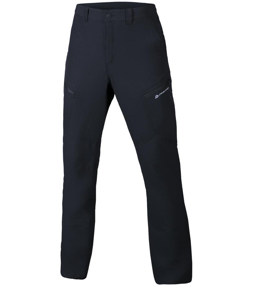 Pánské softshellové kalhoty Alpine Pro Sambar|50