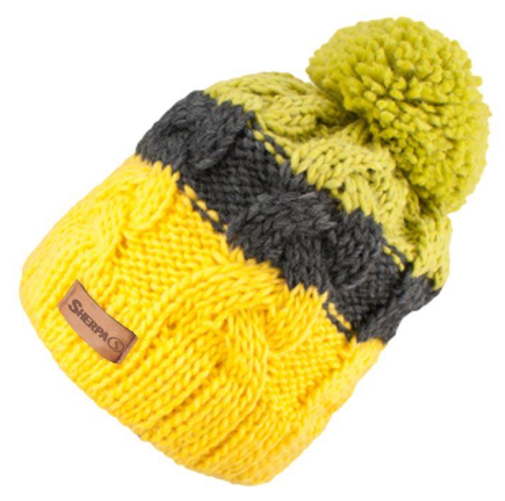 Zimní čepice Sherpa Axel Unisex