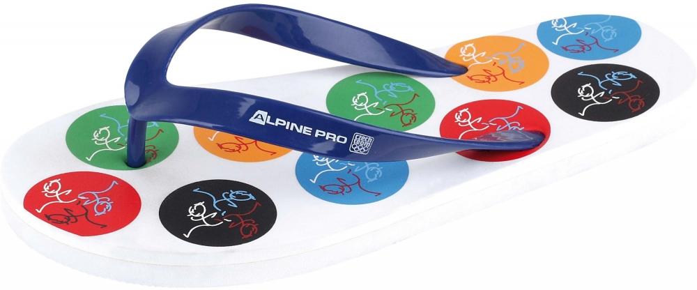 Žabky Alpine Pro Thiago Unisex|41