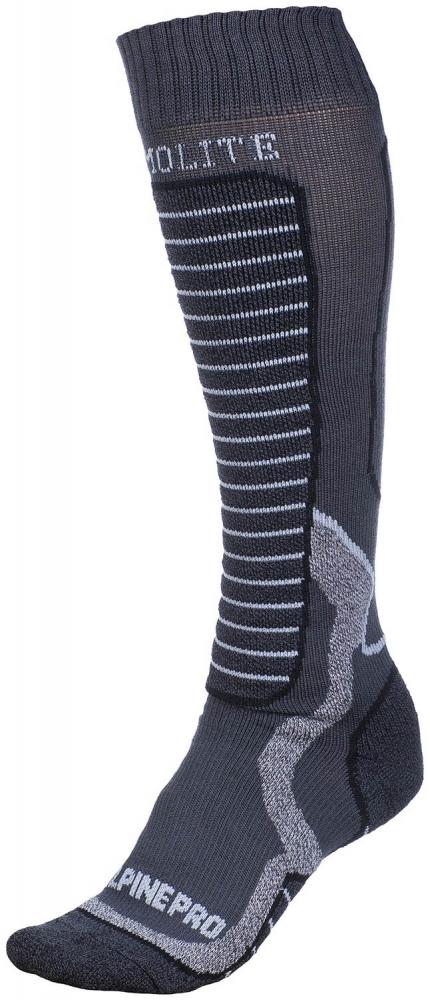 Lyžařské ponožky Alpine Pro Lipto|39-42