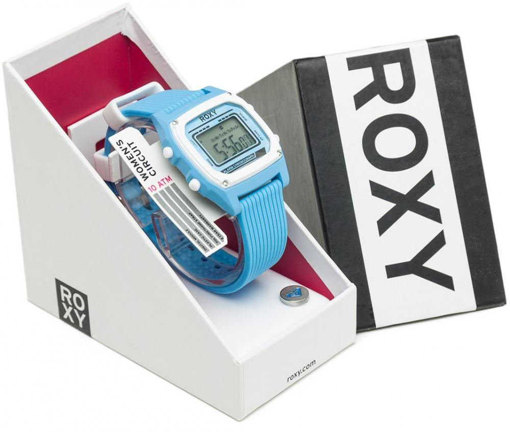 Dámské hodinky Roxy Circuit Watch blu