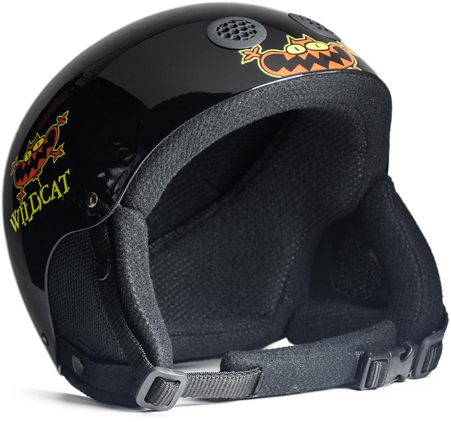 Dětská lyžařská helma Hamax Wild Cat|XXS (48-50 cm)